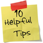 10 Helpful Tips