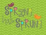 Spring-Has-Sprung-