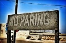 no paring