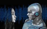 Woman and Robot