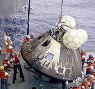 Apollo 13 Landing Capsule