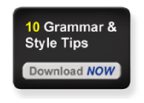 Get 10 Grammar and Style Tips White paper